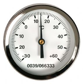 0039/066334 Calibrated Magnetic Rail Thermometer